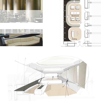 angelika richter - innenarchitektur - konzept - entwurf, Innenarchitektur ideen